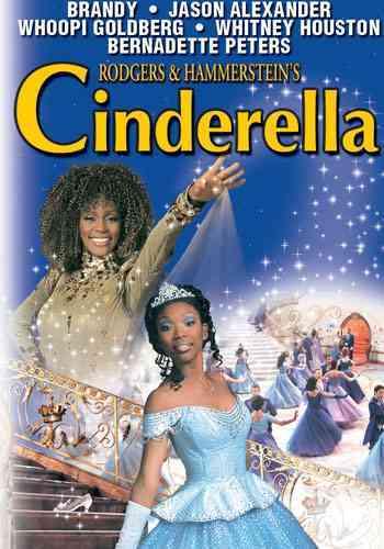 CINDERELLA BY BRANDY (DVD)