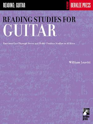 Reading Studies for Guitar By Leavitt, William