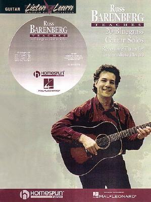 Russ Barenberg Teaches 20 Bluegrass Guitar Solos